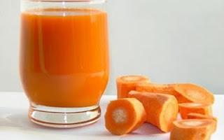 وصفة عصير الجزر بالياغورت, وصفة عصير, عصير الجزر بالياغورت,  الجزر بالياغورت, الياغورت