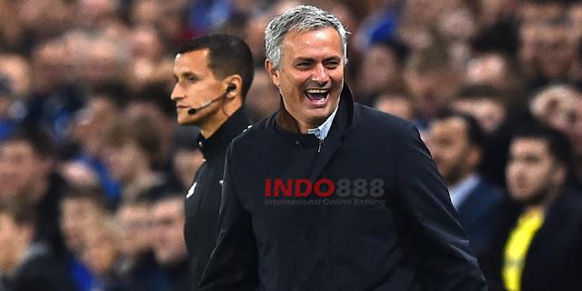 Jose Mourinho Merasakan kegembiraan setelah menang dalam Liga Eropa - Indo888News