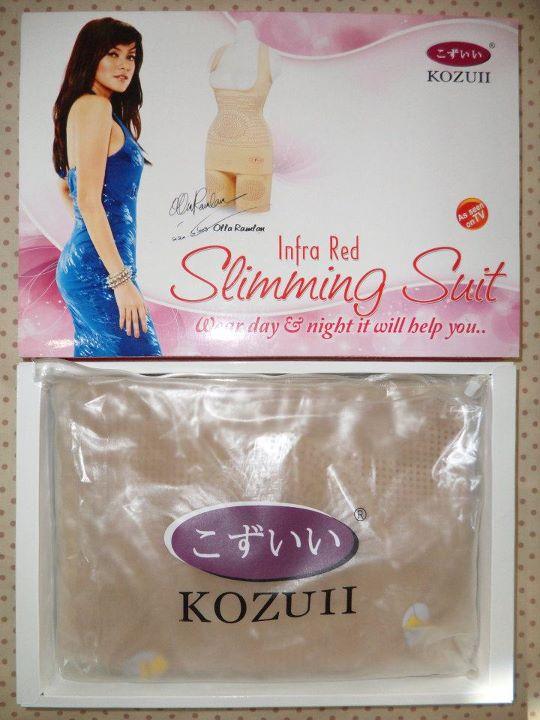 Kozuii Slimming Suit Ola Ramlan
