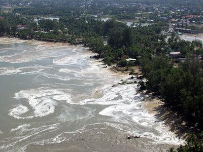 Phuket Thailand Tsunami Design Plane
