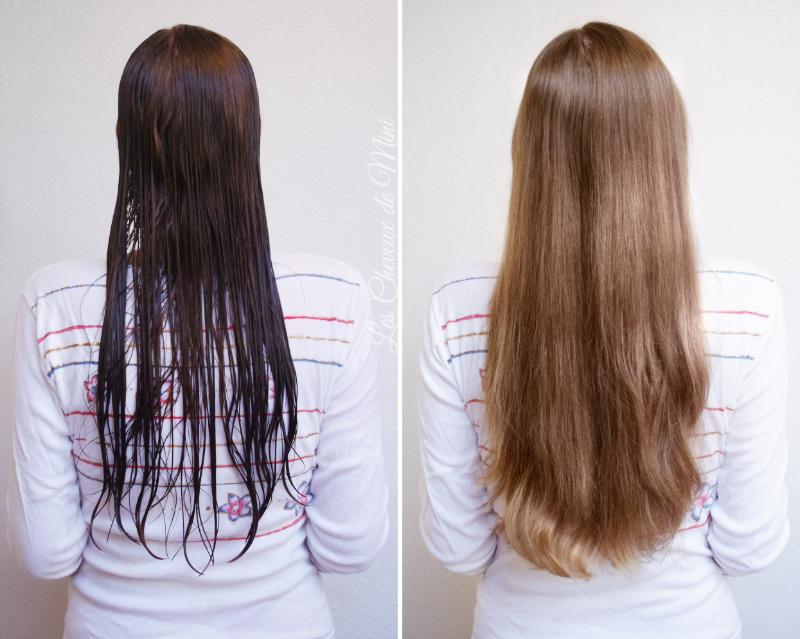 Pousse cheveux 1 ans