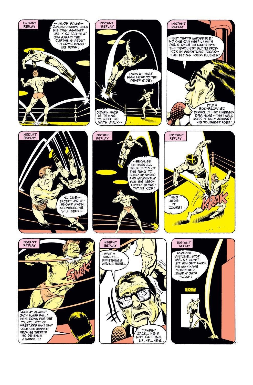 Captain America (1968) Issue #271 #187 - English 6