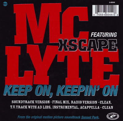 MC Lyte Featuring Xscape – Keep On Keepin' On (VLS) (1996) (VBR V0)