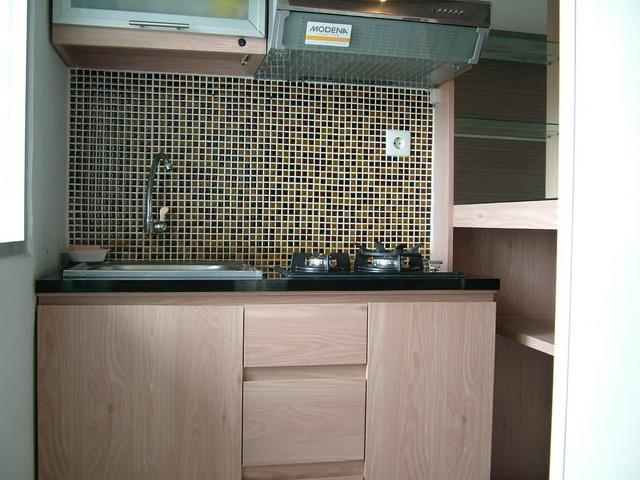 Apartemen gading nias studio alamanda 16 ab modern residence for Desain apartemen studio 21m