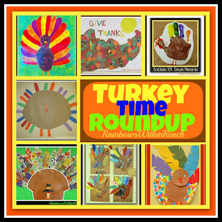 photo of: Turkey Time RoundUP (Thanksgiving RoundUP via RainbowsWithinReach) 
