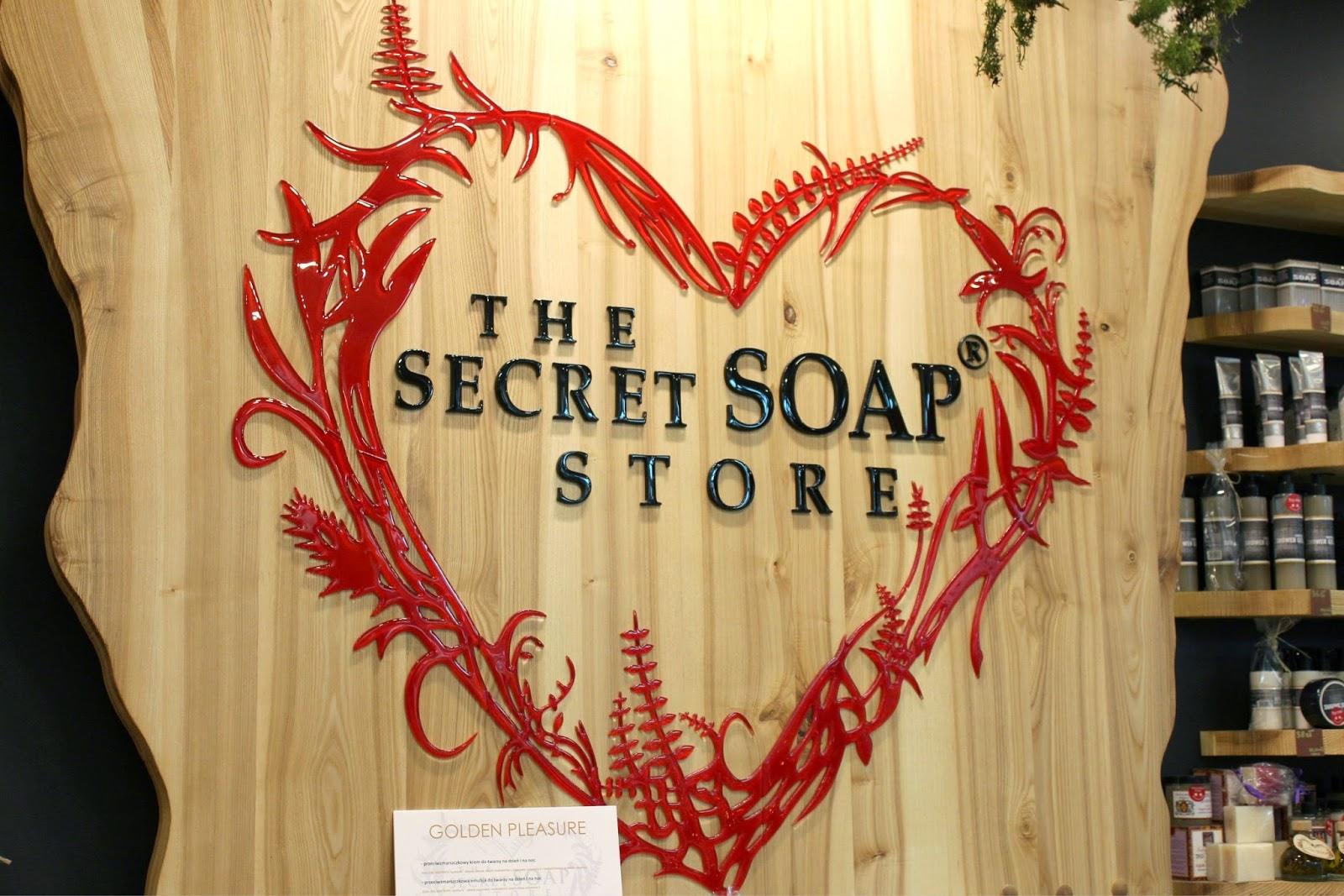 W pachnącym świecie The Secret Soap Store... + Konkurs