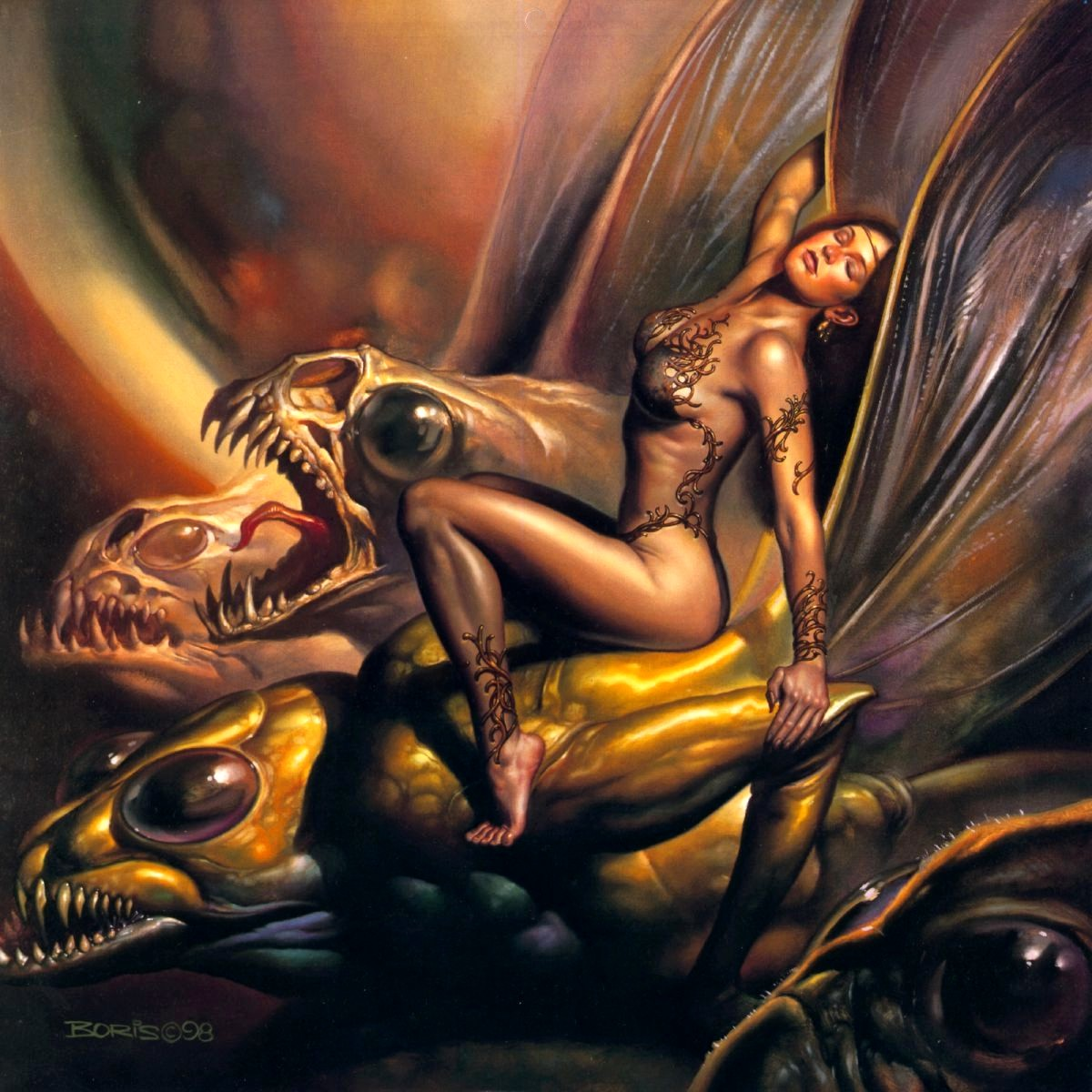 from Omar boris vallejo gay porn