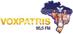 Acesse e Escute a Rádio Vox Patris FM