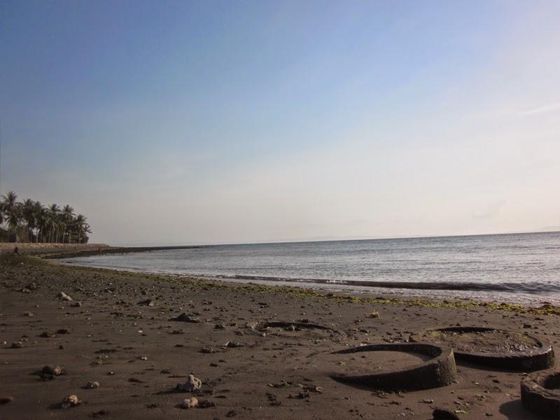 Tempat Wisata Pantai Baluk Rening Jembrana Bali
