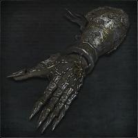 Charred Hunter Gloves