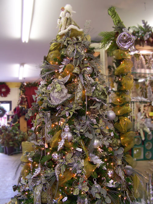 Inspire Others: Get Inspire! Christmas Tree Decor