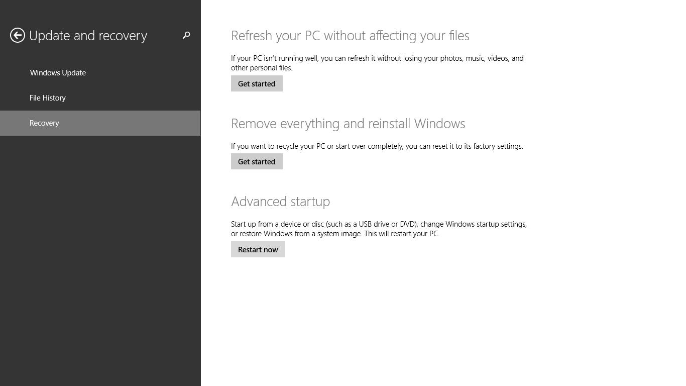 Bagaimana menginstal driver USBasp pada Windows 8/8.1 ~ Information  #666666 1366 768