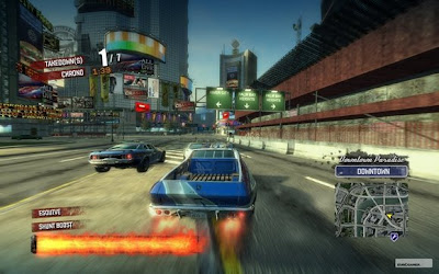 Burnout Paradise The Ultimate Box PC Game Screenshot 2 Burnout Paradise: The Ultimate Box MULTi12 PROPHET