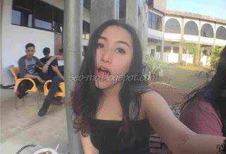 Kathy Indera Selfie Dilokasi Syuting