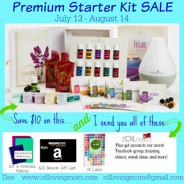 Young Living Essential Oils Deal