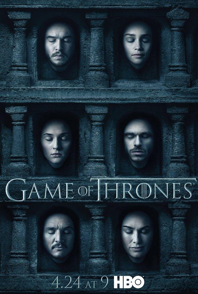 Game of Thrones 6ª Temporada Torrent - WEB-DL 720p/1080p Dual Áudio