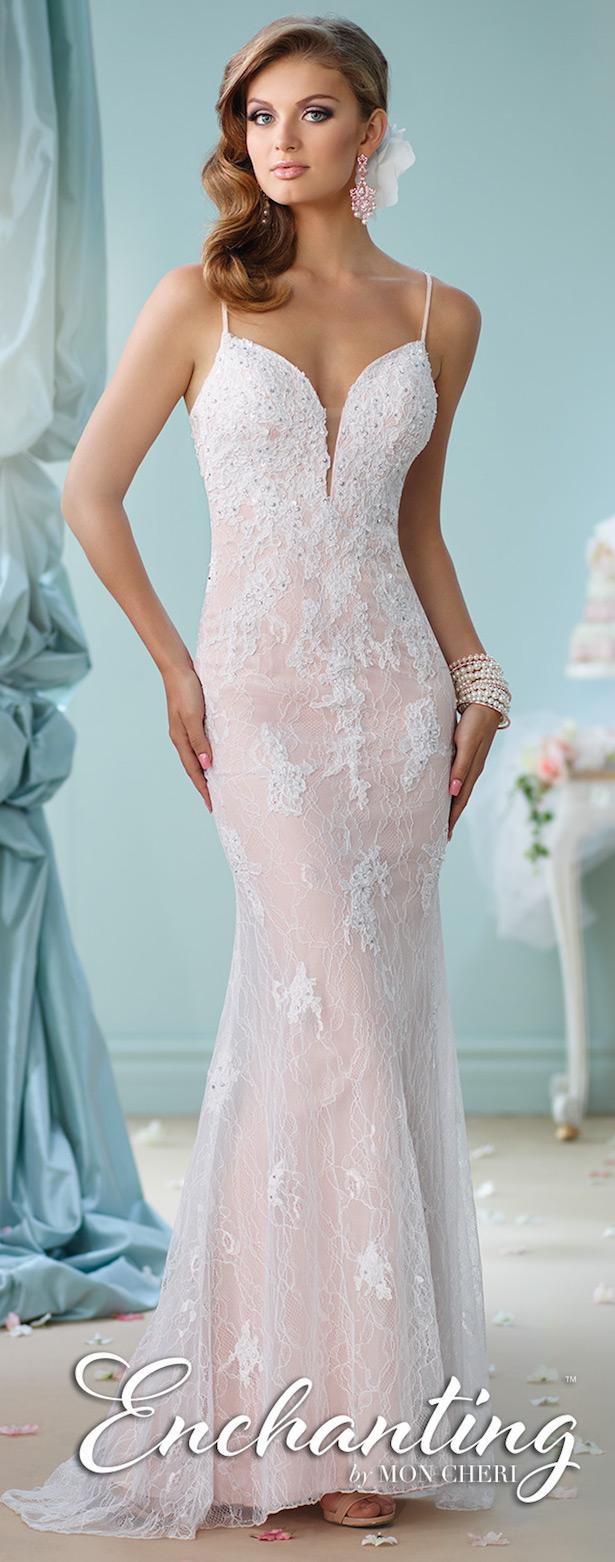 Hermosos vestidos de novias | Coleccion Mon Cheri