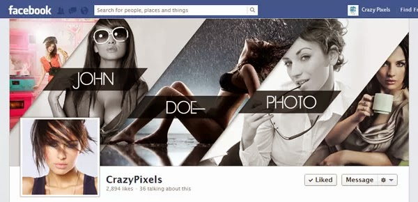 Facebook Timeline Template - 10 Free and Cool Templates to ...