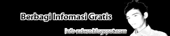 Berbagi informasi gratis
