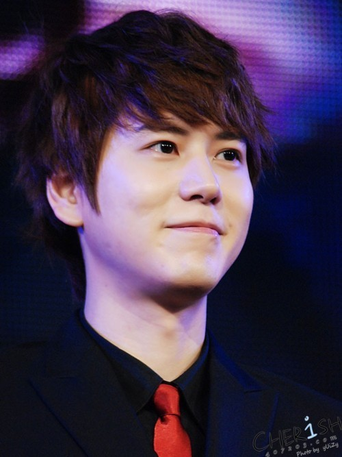 Foto Kyuhyun Super Junior Suju Terbaru 2012
