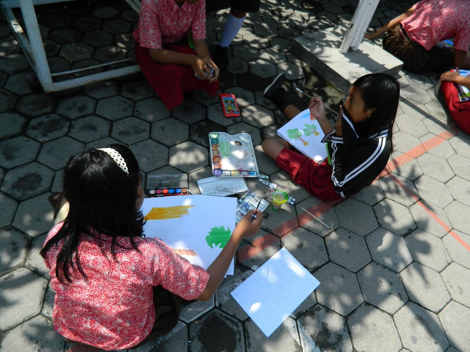 Kreativitas Dan Kegiatan Sdn Gat 628 Surabaya Jatim Sdn Gat Selalu Berprestasi Ujian Akhir