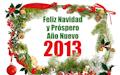 Feliz Navidad y Próspero Año Nuevo 2013 - Postales