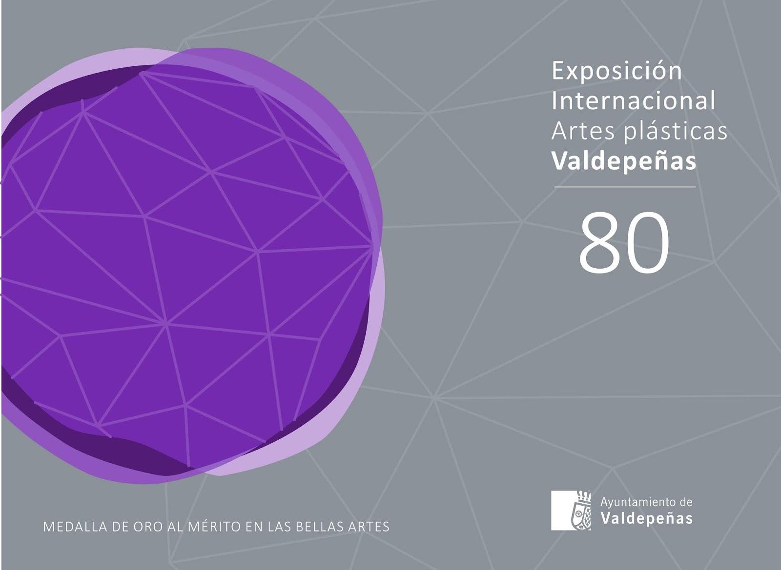 80 Exposición Internacional Artes Plásticas Valdepeñas