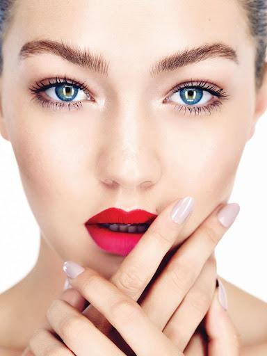 Gigi Hadid Elle Magazine Canada November 2015 photos