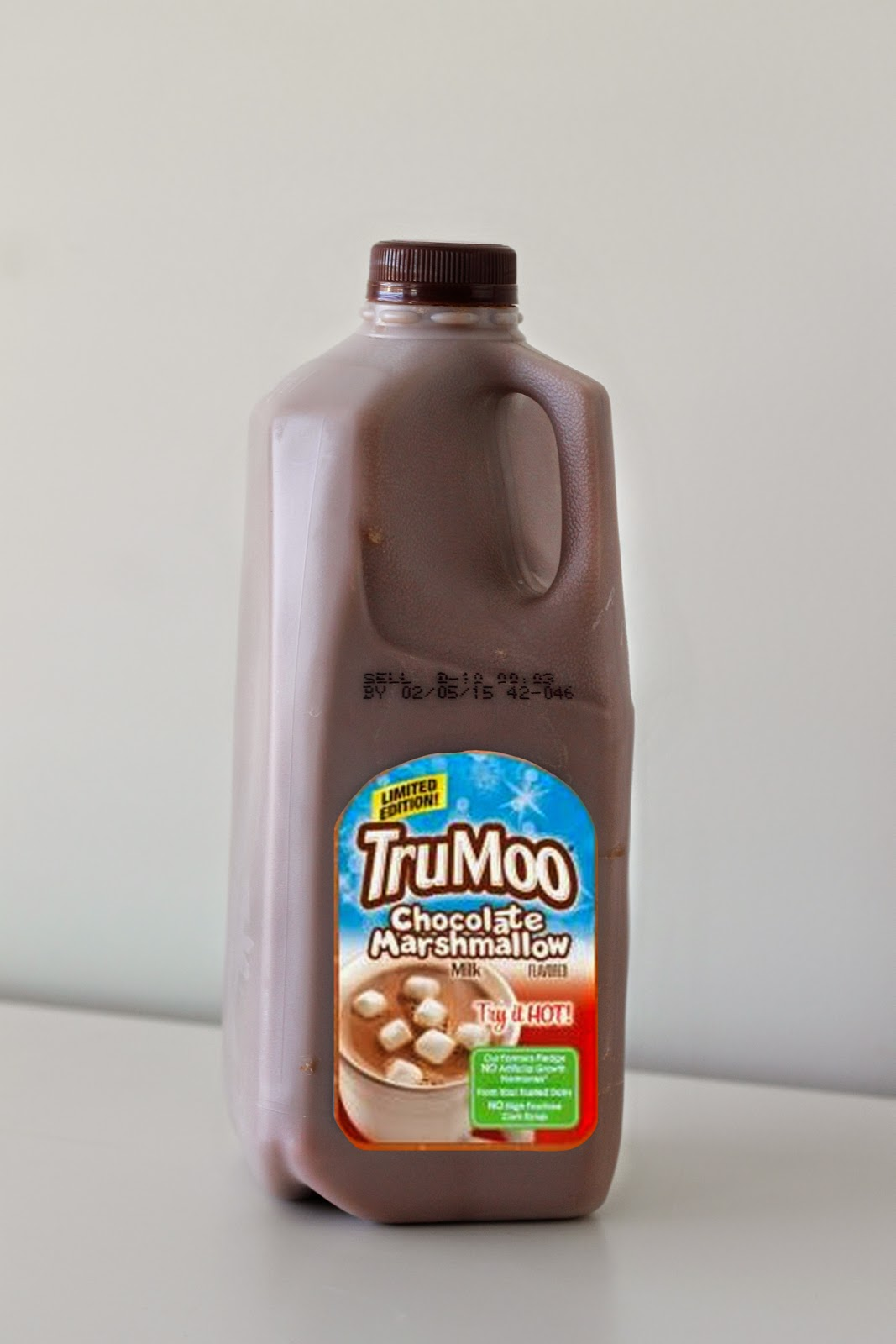 Make it Cozee: TruMoo Chocolate Marshmallow Smore's Milkshake