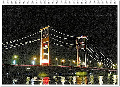 Palembang interesting tourist attractions in Indonesia