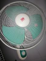 3d Electric Fan1