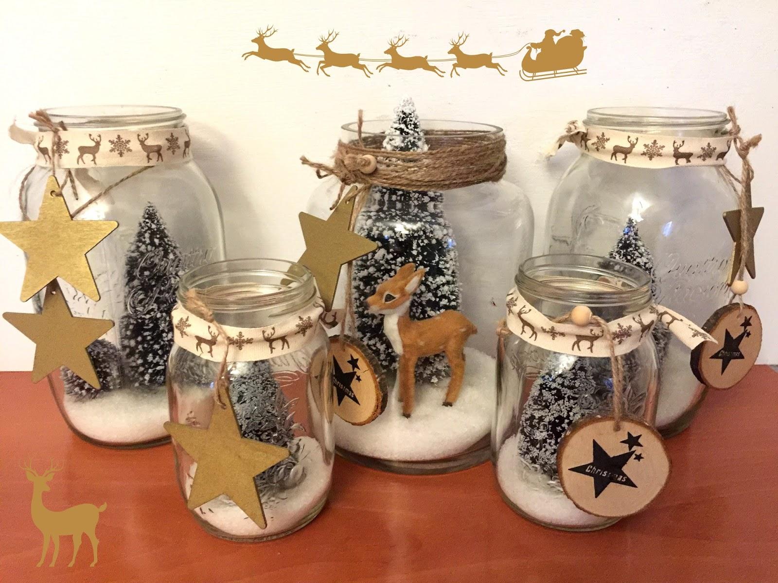 El taller de los dulces centros de mesa navide os estilo - Centros de mesa navidenos manualidades ...