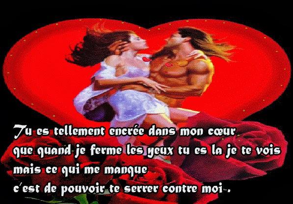 Sms d 39 amour 2018 sms d 39 amour message sms d 39 amour envoyer for Regard dans le miroir que tu vois