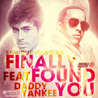 Enrique Iglesias Ft. Daddy Yankee – Finally Found You