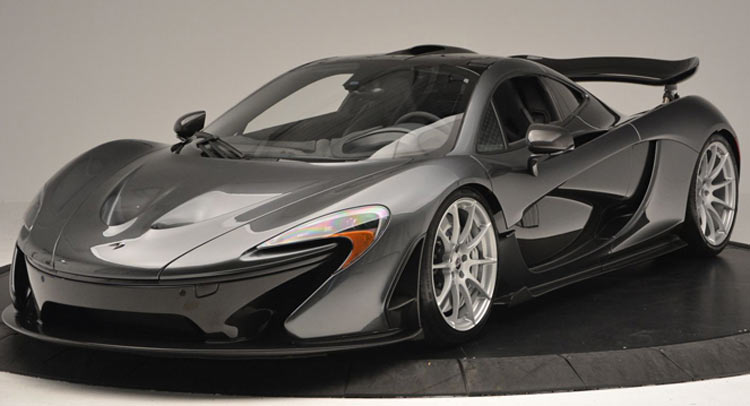 another mclaren p1 for sale this time in connecticut. Black Bedroom Furniture Sets. Home Design Ideas
