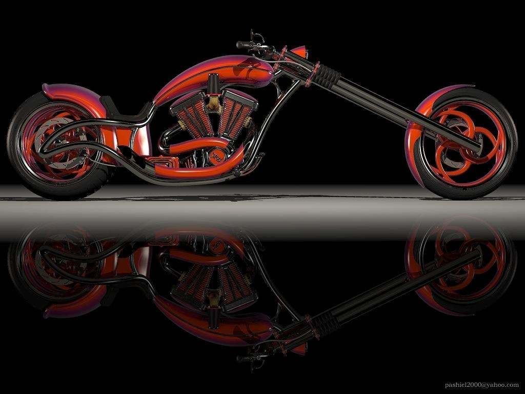 American Chopper Bike American-Chopper-3323