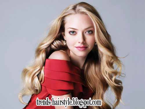 Waves Hairstyle on spring 2013 with Amanda Seyfried, Waves Hairstyle Amanda Seyfried, Amanda Seyfried Hairstyle
