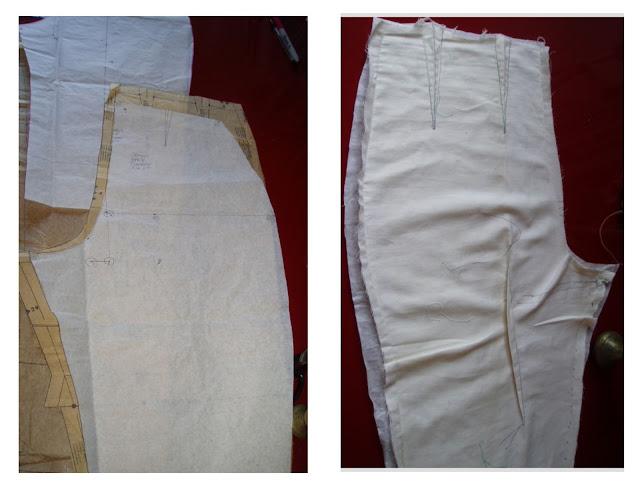 recut refashion jeans