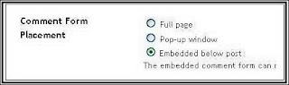 Membuat Kotak Komentar Di Postingan Blog