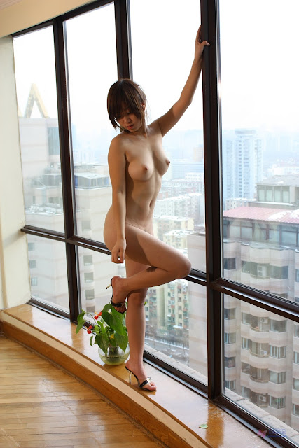 Unknown Asian Nude Model With Nice Boobs