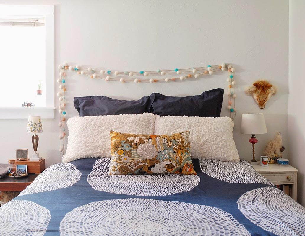 a living space: Bedroom Progress