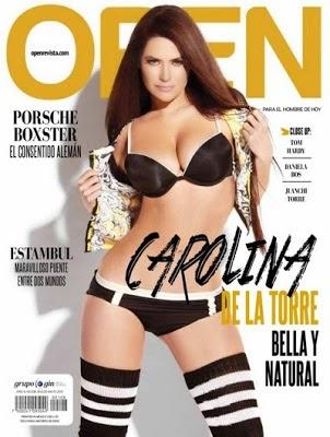 Carolina De La Torre Revista Open Mayo 2015 PDF