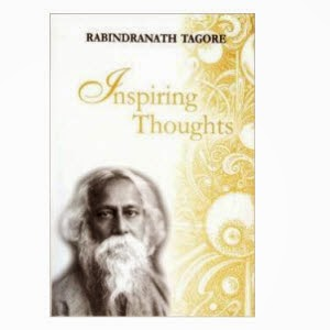 AMazon : Buy Inspiring Thoughts by Rabindranath Tagore Rs. 47 only
