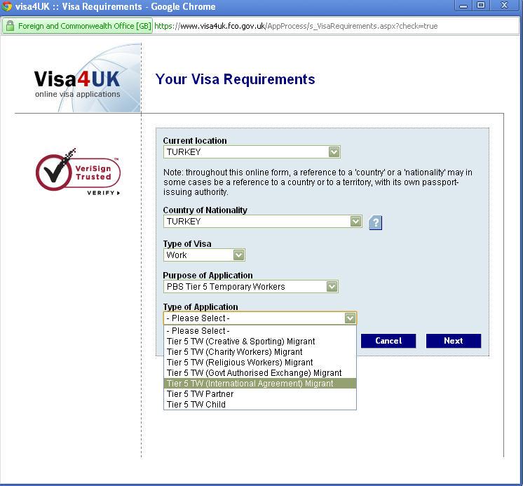download h1 visa form