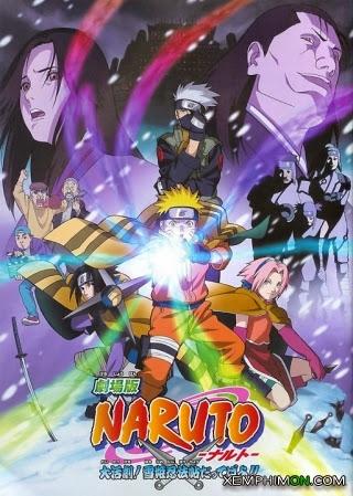 Naruto : Đại Chiến Vùng Núi Tuyết Full HD Thuyết minh