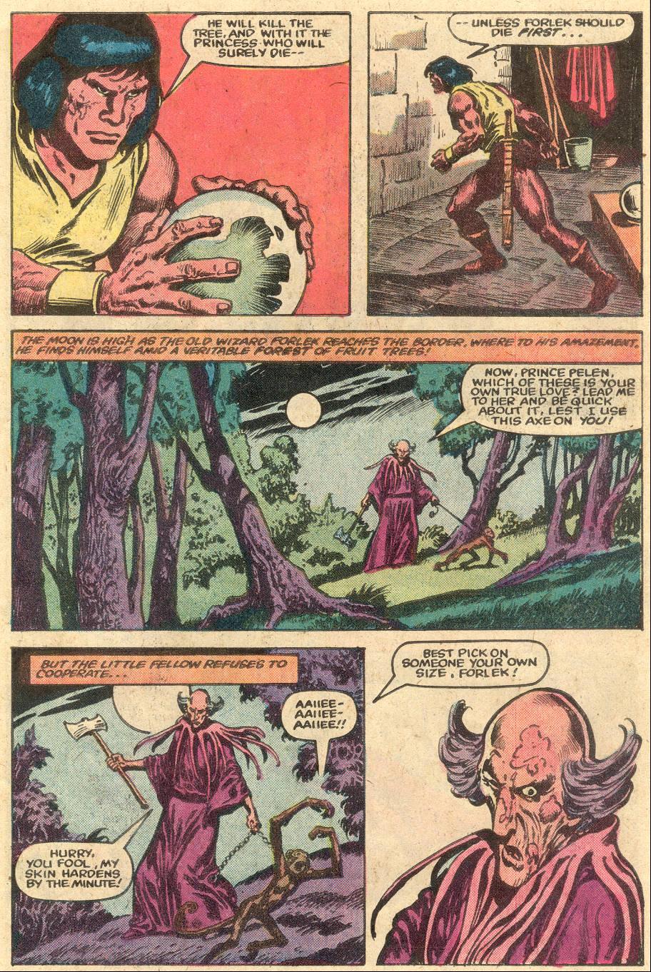 Conan the Barbarian (1970) Issue #148 #160 - English 20