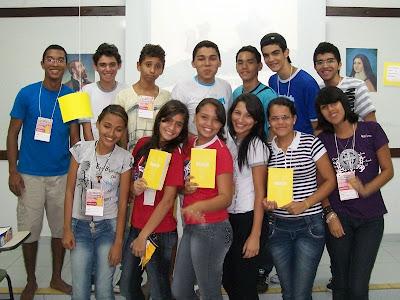 Encontro de Jovens Missionários no Rio Grande do Norte