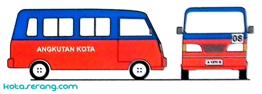 Gambar Angkutan Umum No.8