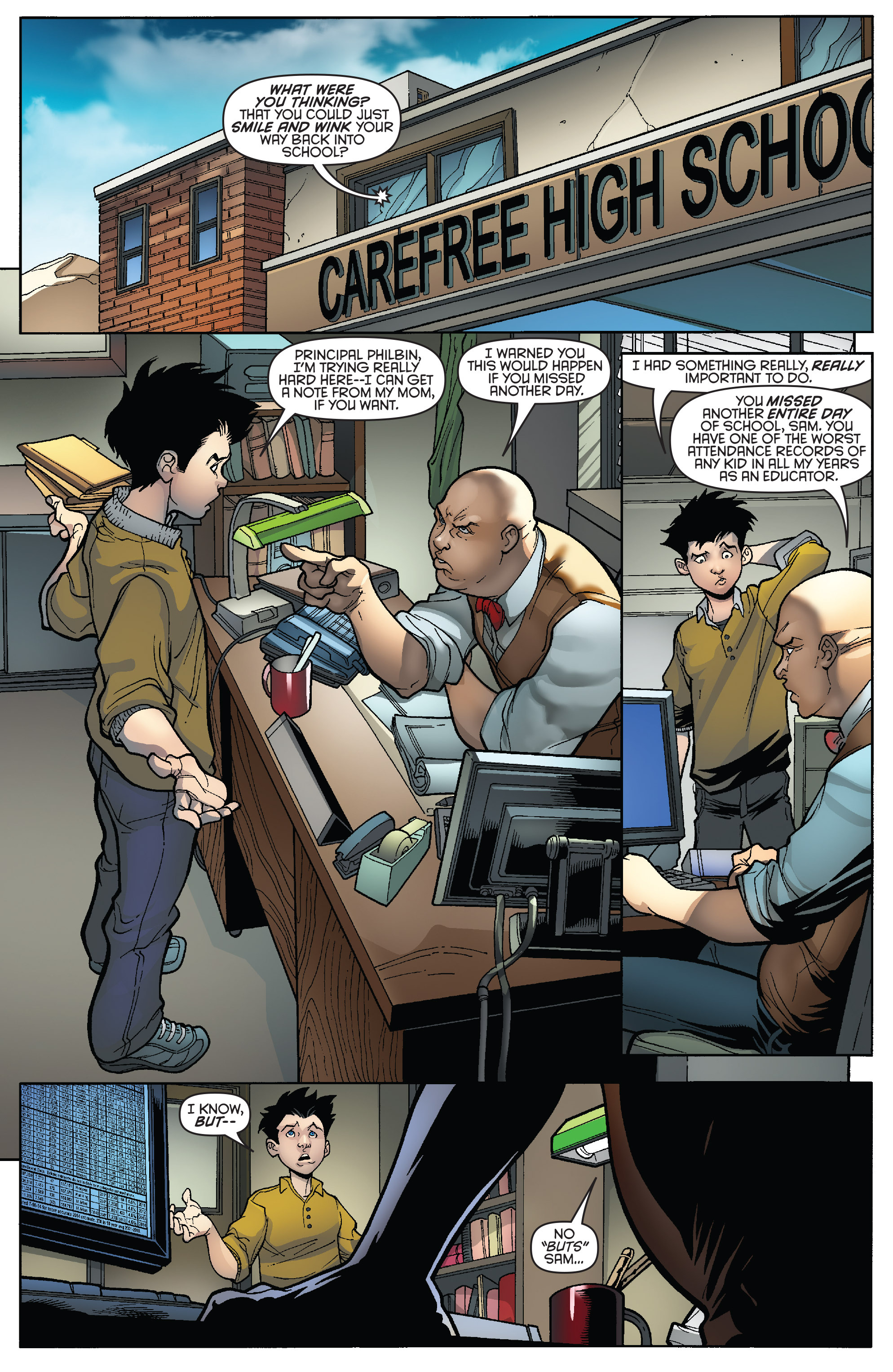 Nova (2013) - Chapter  21 | pic 21