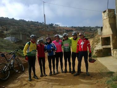 Alrededores de san Cristobal de Entreviñas.08.04.2012